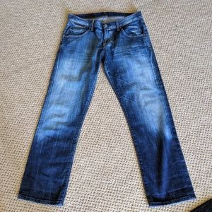 Citizens of Humanity Ankle/cropped jeans size 26